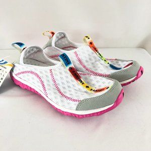 Fantiny Girls Sneakers Water Shoes Slip On US 3